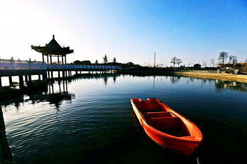 凤翔凤凰湖