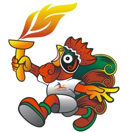 陕西省第十五届运动会会徽,会歌,吉祥物及主题口号征集评审结果2013年