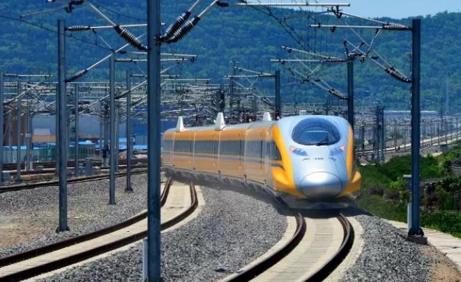 宝兰高铁7月9日开通运营